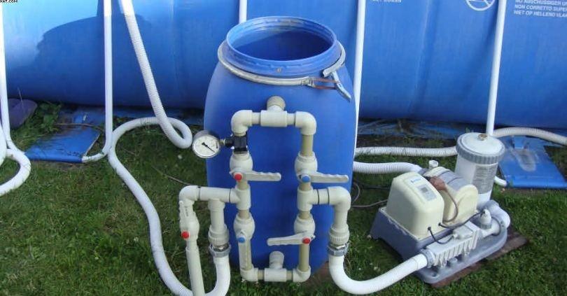 Фильтрующий насос для бассейна