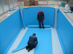 Выбираем самый лучший морозоустойчивый бассейн