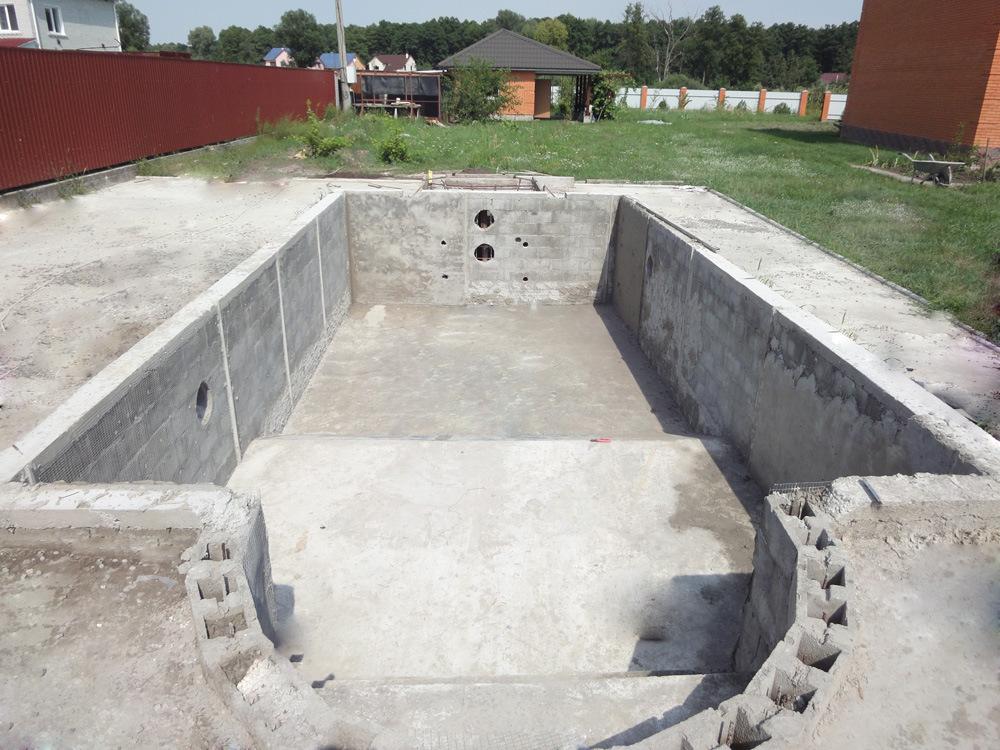Картинки по запросу бассейн строительство