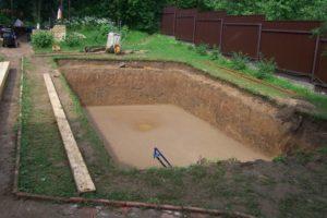 Бассейн из кирпича с бассейном, проекты кирпичных бань с бассейном на  приусадебном участке - Morevdome.com