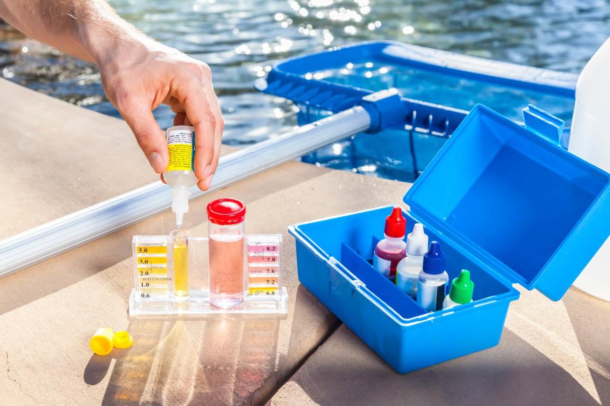 Дезинфекция воды в бассейне (обзор способов)