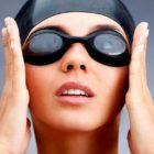 Потеют очки для плавания