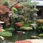 Ландшафт в саду