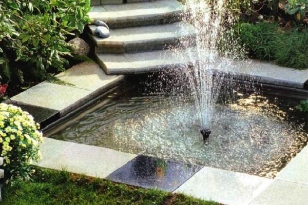 Погружные фонтаны