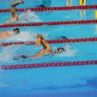 Спортивное плавание