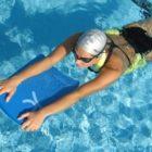 Плавание на доске
